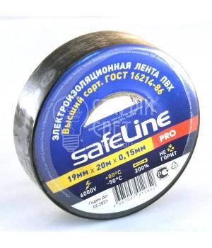 Изолента Safeline черная