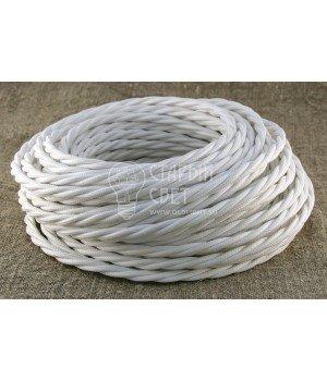 Провод витой 3х1,5мм² белый