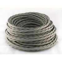 Провод витой 3х1,5мм² Серый