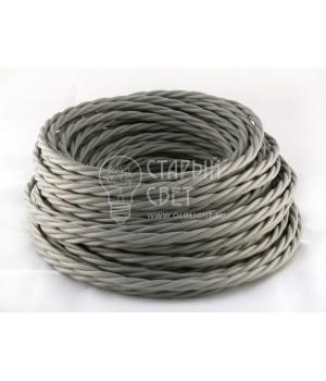 Провод витой 3х2,5мм² Серый