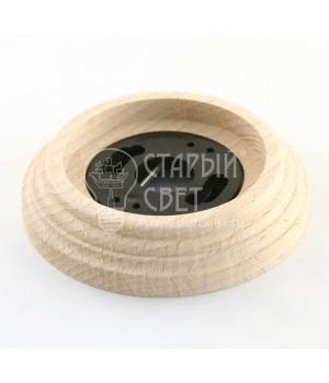 """Рамка деревянная 1 место """"Натурель"""". Материал - бук"""