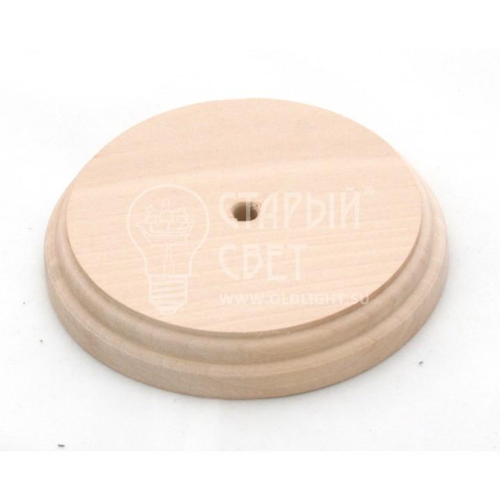 Рамка деревянная одноместная без покрытия