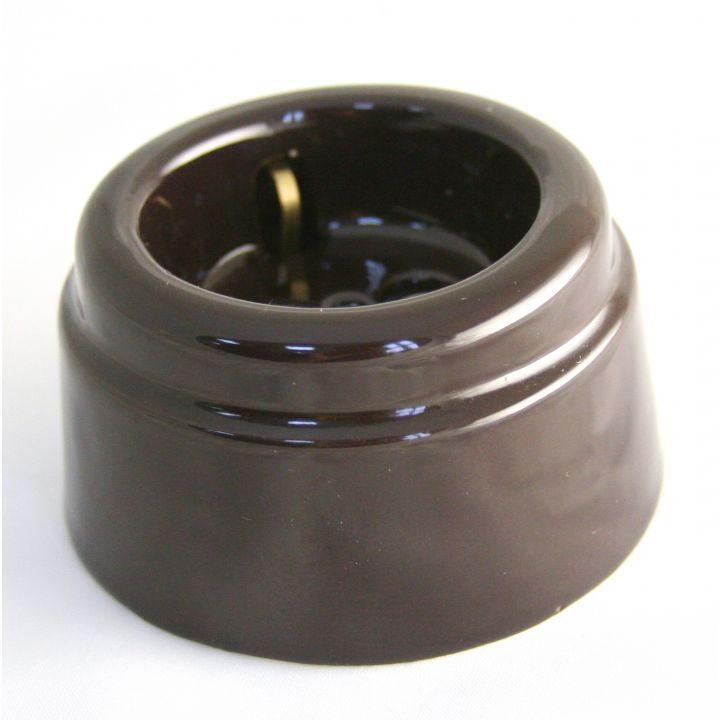 Розетка фарфоровая